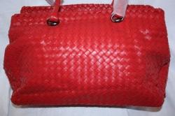 03343  Женская сумка красная