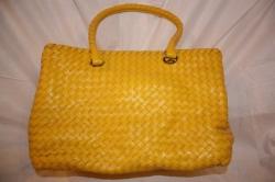 03343  Женская сумка желтая