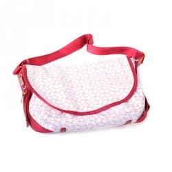 967-60 Женская сумка белая