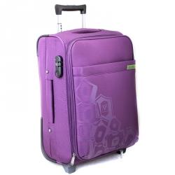 20441-20 Чемодан фиолетовый