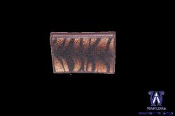 9009 Визитница коричневая